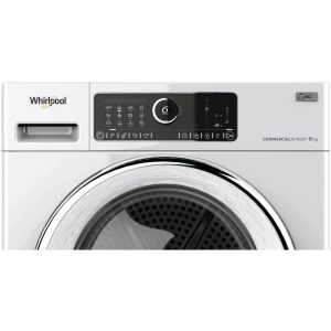 Whirlpool AWZ9HP/PRO 9KG Commercial Tumble Dryer – Heat Pump