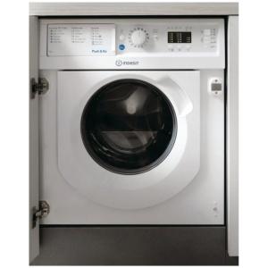 Indesit BIWMIL71252UK 7kg 1200 Spin Built In Integrated Washing Machine
