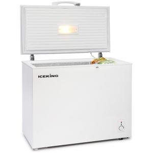 Ice king CF202 Chest Freezer 806mm White