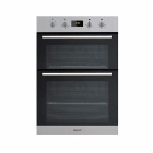 Hotpoint DD2540IX Built in Double Oven Stainless Steel