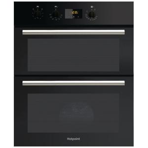 Hotpoint DU2540BL Built Under Double Oven – Black