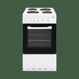 Flavel FSBE50W 50cm Cooker Solid Plate Single Cavity