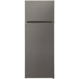 Indesit I55TM4110X Fridge Freezer 144cm  Silver