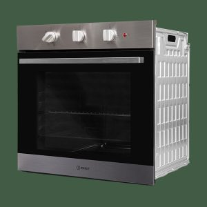 Indesit Aria IFW6330IXUK Single Built-in Fan Oven – Stainless Steel