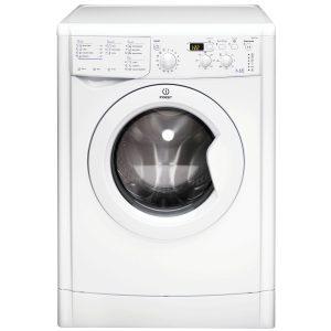 Indesit IWDD7123 Washer Dryer 7kg + 5kg 1200spin White