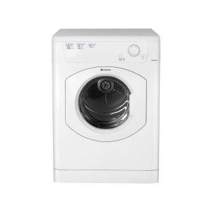 Hotpoint TVHM80CP 8kg Aquarius Vented Tumble Dryer – White