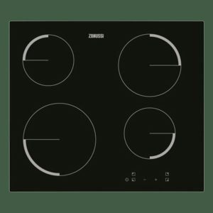 Zanussi ZEV6240FBA Frameless Touch Ceramic Hob