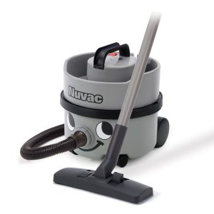 Numatic Vnp180 Nuvac Canister Vacuum Cleaner – Grey