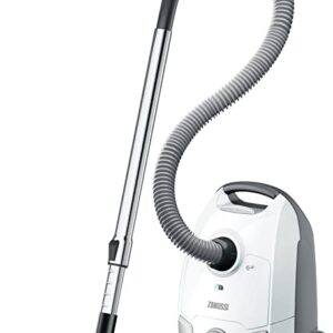 Zanussi ZAN4100IW Bagged 700w Vacuum AAA Rated