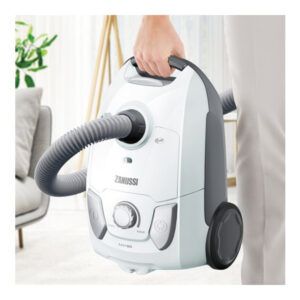 Zanussi ZAN4100IW Bagged 700w Vacuum AAA Rated