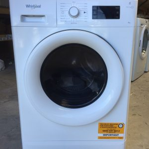 Whirlpool 8kg Washing Machine